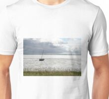 Waiting for the tide's coming Unisex T-Shirt