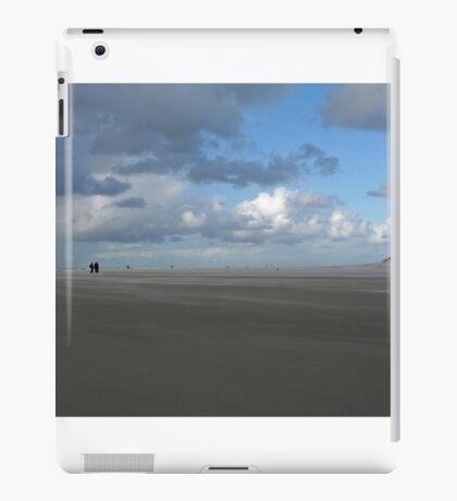 Empty Beach iPad Case/Skin