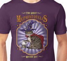 The great wizard cat Unisex T-Shirt
