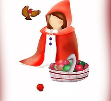Little Red Riding Hood by Joe Freemantle