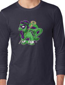 My Little E. Nygma Long Sleeve T-Shirt