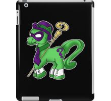 My Little E. Nygma iPad Case/Skin