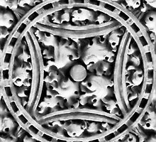 Colcord Detail 1, Louis Sullivan by Crystal Clyburn