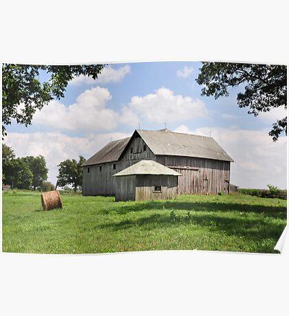 Farm - Deer Creek Township Poster