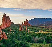 Overlooking Paradise by John  De Bord Photography
