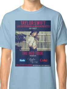 taylor swift - gillette stadium Classic T-Shirt