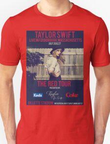 taylor swift - gillette stadium T-Shirt