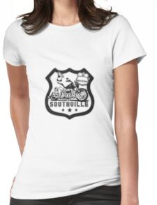The Dukes of Southville Womens Fitted T-Shirt