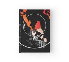 GUARDIAN DEVIL Version2 Hardcover Journal