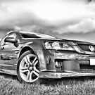 Holden Commodore by Jon Staniland