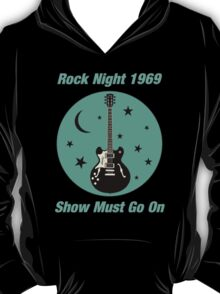 Rock Night 1969 T-Shirt