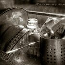 This is not my kitchen by Laurent Hunziker