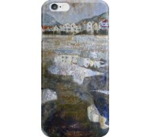 Staithes From The Harbour iPhone Case/Skin
