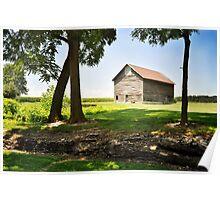 Farm - Tipton township Poster