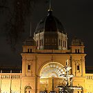 0165 Exhibition Building, Melbourne by DavidsArt
