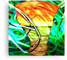 Office Jungle Fever Canvas Print