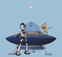 My Best Friend .. a robots tale Kids Clothes