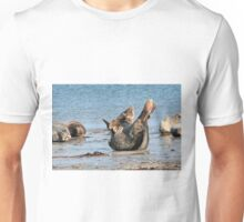 Grey Seal Unisex T-Shirt