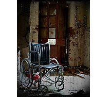 Fire Exit ~ West Park Asylum Photographic Print