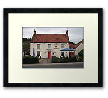 Crown Tavern Framed Print