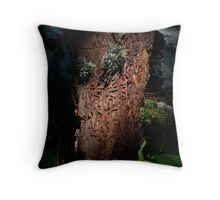 bark Throw Pillow