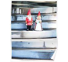 Royal Gnomes Poster