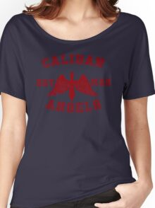 Caliban Angels Women's Relaxed Fit T-Shirt
