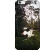 Lacey Road, Bugle Ranges, South Australia iPhone Case/Skin