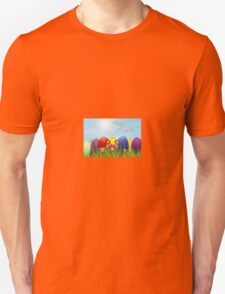 Easter Egg card Unisex T-Shirt