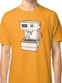 Espresso Machine Doodle Classic T-Shirt