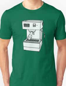 Espresso Machine Doodle T-Shirt