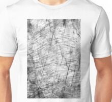 Cracks in timber Textures 3 Unisex T-Shirt