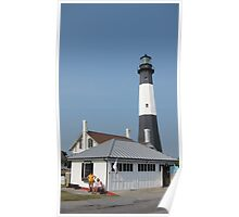 Tybee Island Lighthouse 4 Poster