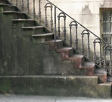 Historic Staircase by Christopher Clark