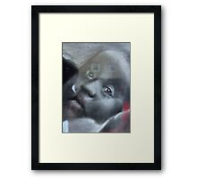 stolen child Framed Print