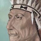 Chief Joseph by Ray Jackson