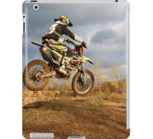 Dirt Bike iPad Case/Skin