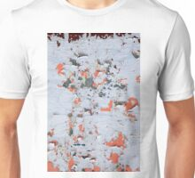 Peeling paint Textures 20 Unisex T-Shirt
