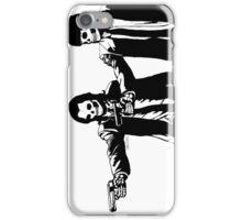 Vincent & Jules Skull Art iPhone Case/Skin