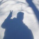 Shadow Portrait by Christopher Clark