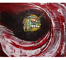 Abstract World Photographic Print