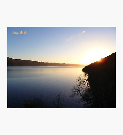 Loch Ness lake Photographic Print