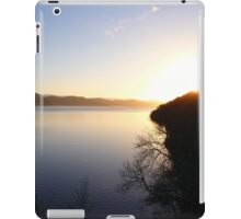 Loch Ness lake iPad Case/Skin