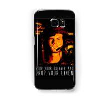 Stop Your Grinnin' Samsung Galaxy Case/Skin