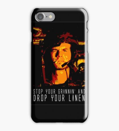 Stop Your Grinnin' iPhone Case/Skin
