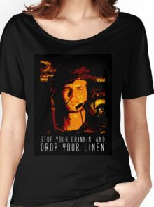 Stop Your Grinnin' Women's Relaxed Fit T-Shirt