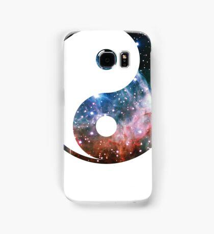 Thor's Helmet Nebula | Yin and Yang Symbol Samsung Galaxy Case/Skin