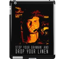 Stop Your Grinnin' iPad Case/Skin