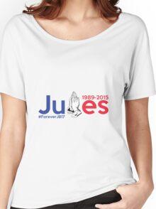 #ForeverJB17 Women's Relaxed Fit T-Shirt