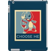 Choose Me - Charmander iPad Case/Skin